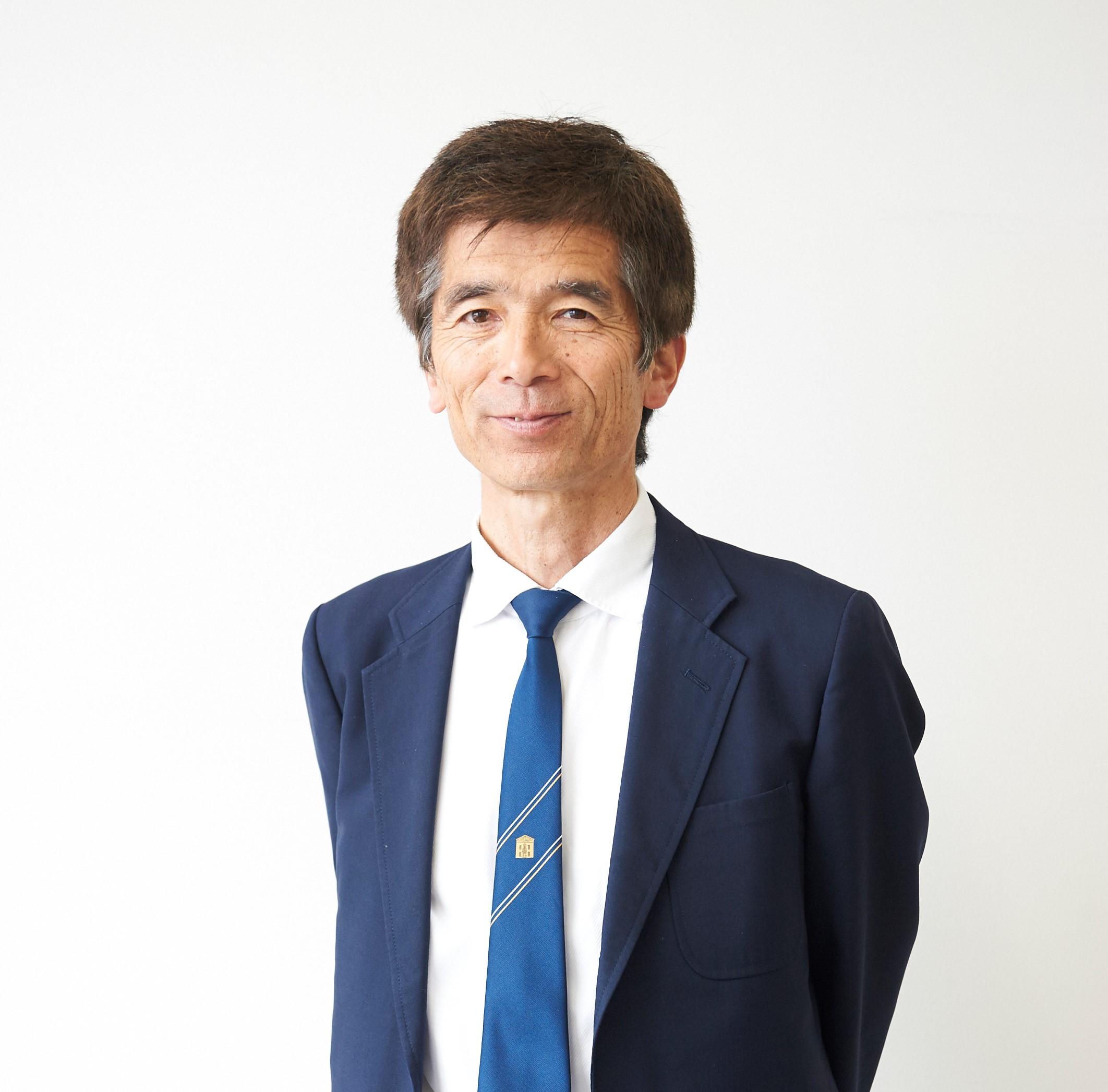 スポーツ振興部副部長 三浦哲治