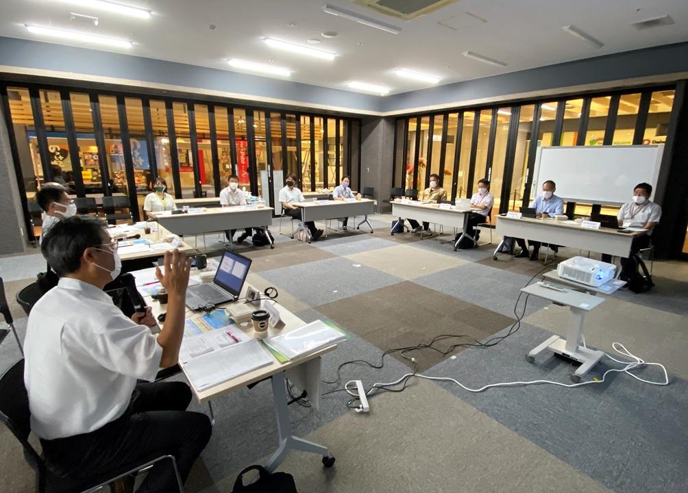 令和3年度第1回藤枝産官学連携懇話会